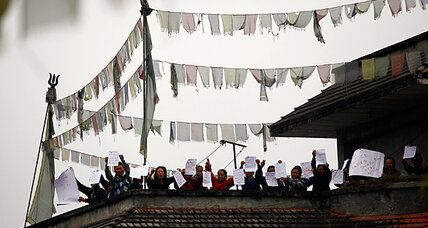 China's crackdown grows as Tibetan self-immolations increase