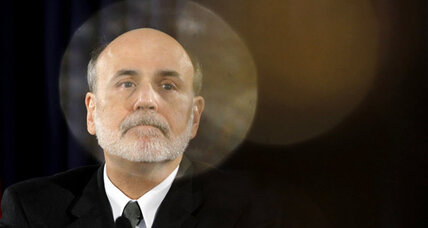 Fed's Ben Bernanke 'dissatisfied' with economy, unemployment rate