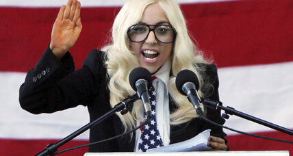 Born This Way foundation launched by Lady Gaga, MacArthur, Harvard