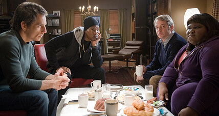 'Tower Heist' starring Ben Stiller, Eddie Murphy: movie review