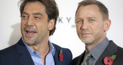 James Bond returns: Craig, Bardem star in new thriller 'Skyfall'