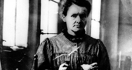 Marie Curie: Why her papers are still radioactive