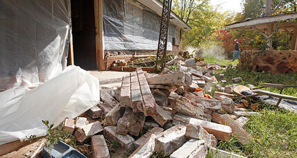 Earthquakes in Oklahoma? Is 'fracking' to blame, or something else?