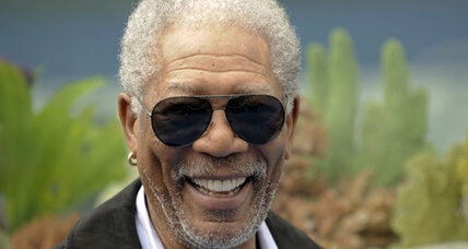 Morgan Freeman wins lifetime achievement award at Globes
