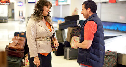 Adam Sandler goes drag for Jack and Jill: movie review