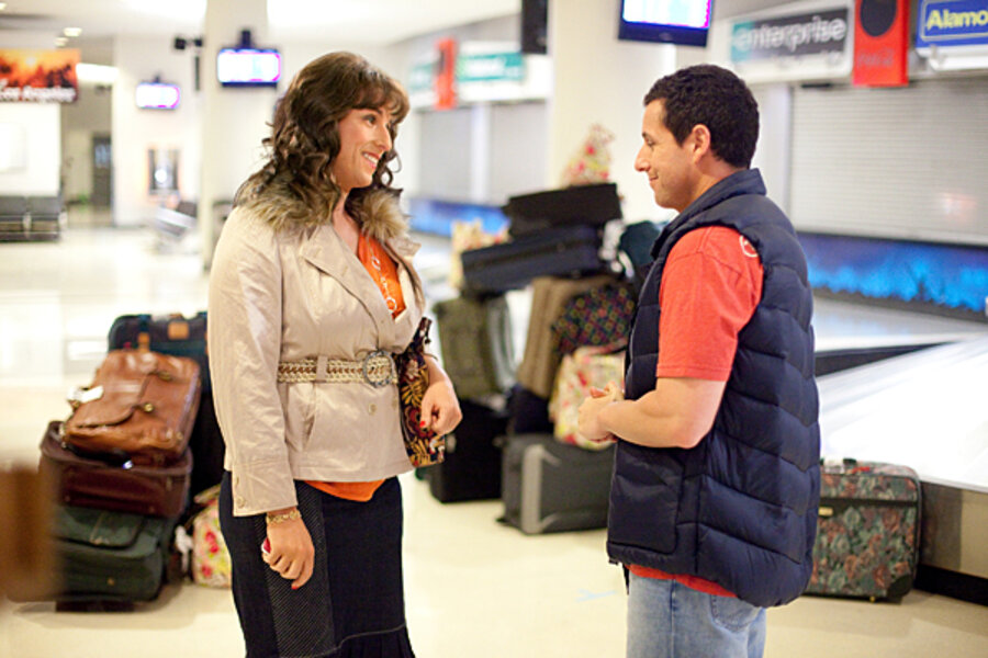 Adam Sandler Goes Drag For Jack And Jill Movie Review