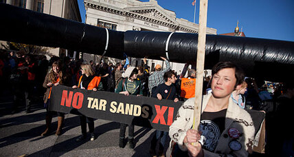 Keystone XL pipeline delayed: Does that help Obama?