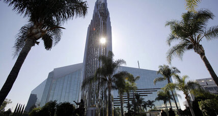 Catholic diocese to buy Crystal Cathedral