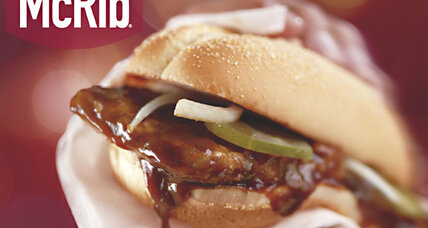 McRib is gone. Seven variations you can make at home.