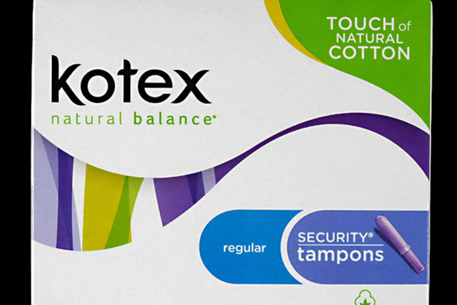 Kotex Recall Are You Affected Csmonitorcom