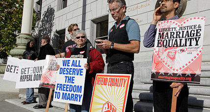 Ruling: Gay marriage foes can fight for Prop. 8 in federal court