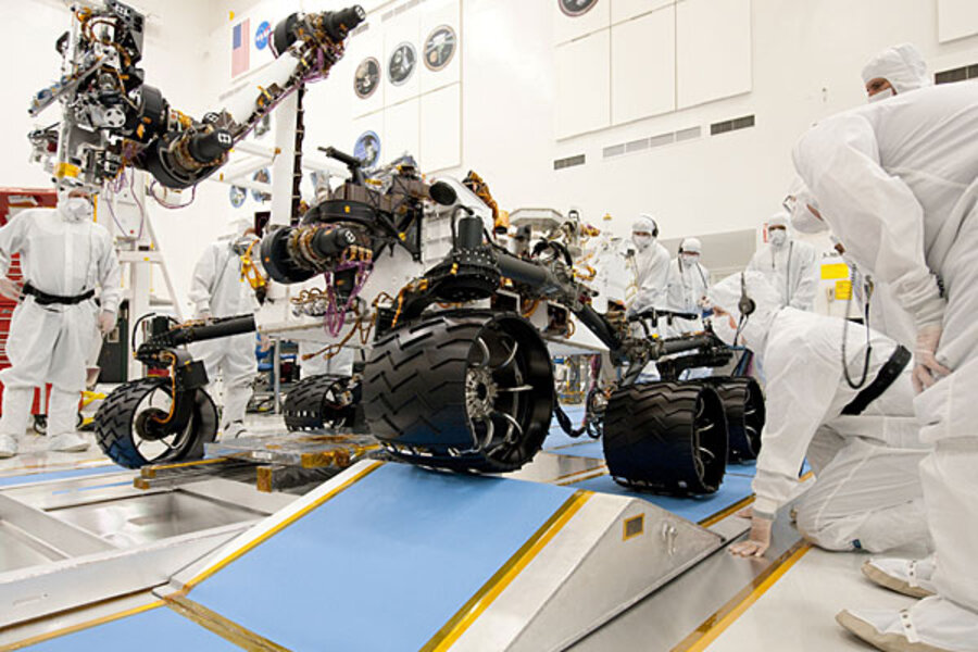 mars rover atomic battery - photo #37