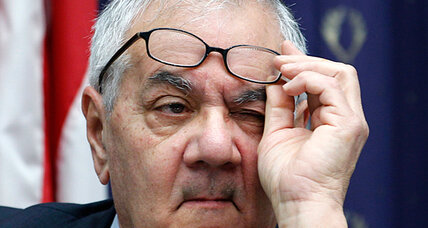 Why is Rep. Barney Frank retiring? (VIDEO)