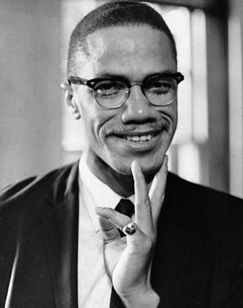 malcolm x a side rarely seen csmonitor com