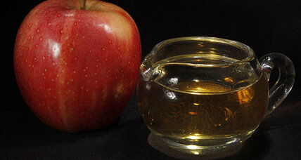 Are arsenic levels in apple juice too high?