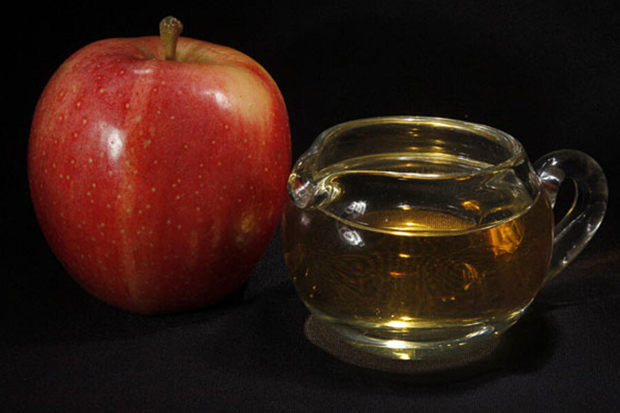 Are arsenic levels in apple juice too high? - CSMonitor com
