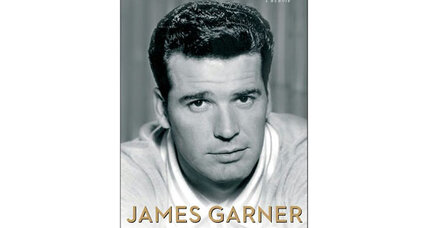 James Garner's not afraid to dish in 'The Garner Files'