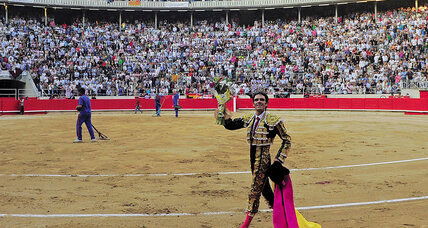 As Barcelona bans bullfights, reeling Spain seeks its national soul