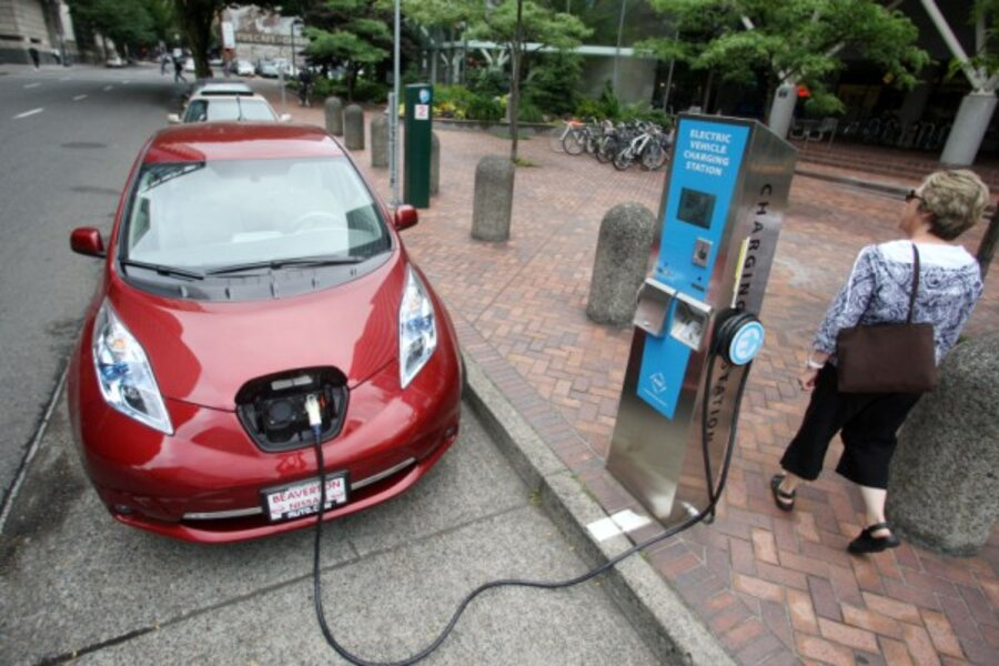 Hybrid Cars In Florida To Get Solar Charging With Shade