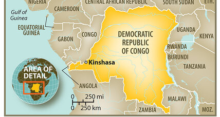 Top four ways Congo's instability affects the world