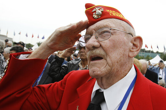 Veterans Day America S Wartime Vets By The Numbers