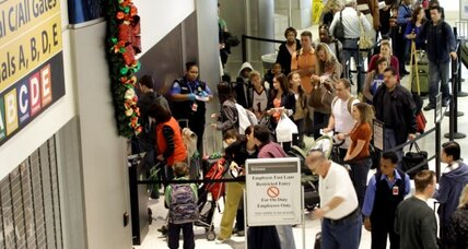 Thanksgiving travel: Top 3 ways to spot delays