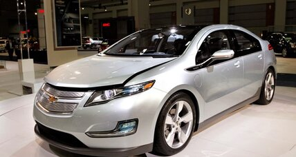 Chevy Volt battery fires prompt probe