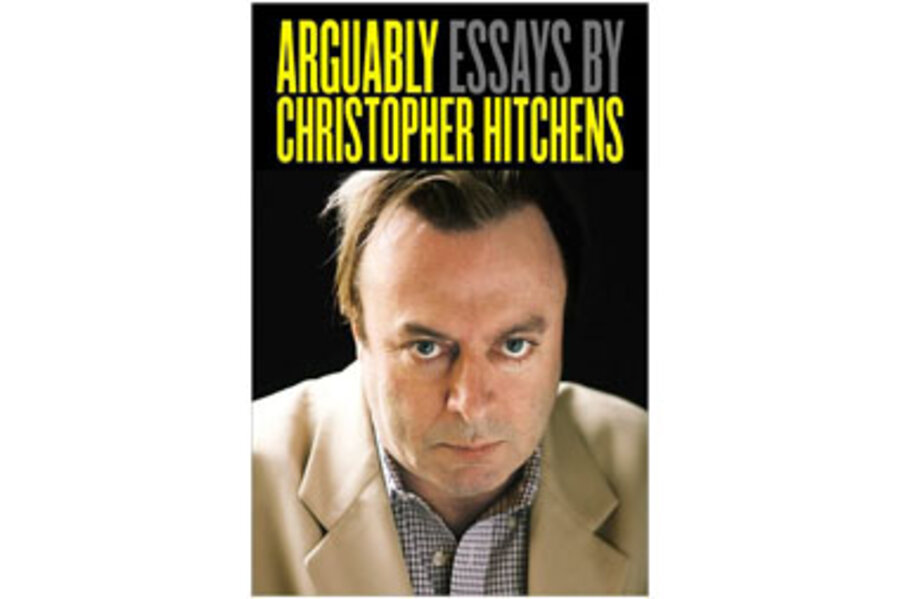 Christopher hitchens essays