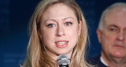 Chelsea Clinton takes a higher public profile, joining NBC News