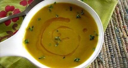 Meatless Monday: Creamy chickpea soup