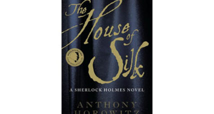 "Sherlock Holmes comes back to life in ""The House of Silk"""
