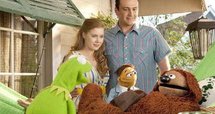 'The Muppets' is a charming, sweet movie for all ages