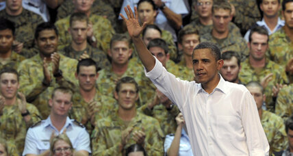 Obama in Australia: US reasserts Pacific role with eye on rising China