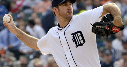 Tigers pitcher Justin Verlander named American League MVP