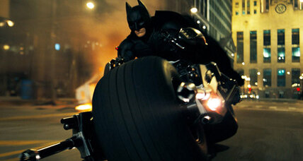 'The Dark Knight Rises' trailer is here, gritty