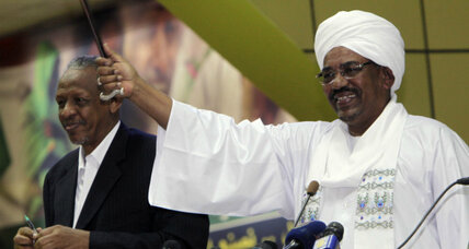 Kenya stirs up region with arrest warrant for Sudan's Bashir