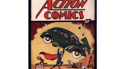 Action Comics 1, Superman debut, sells for $2.16 million in auction