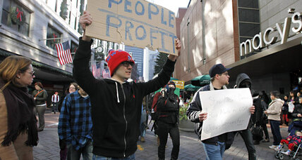 Occupy movement's last big stand: Boston?