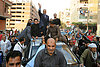 Historic 62 percent turnout in Egypt elections