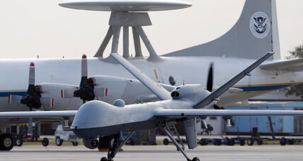 How often do US military drones 'disappear'?