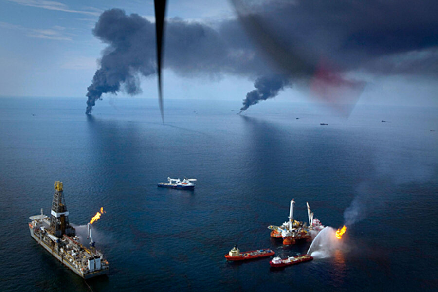 halliburton destroyed evidence after gulf oil spill bp charges