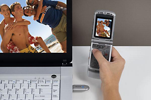 как с телефона перекинуть фото на пк