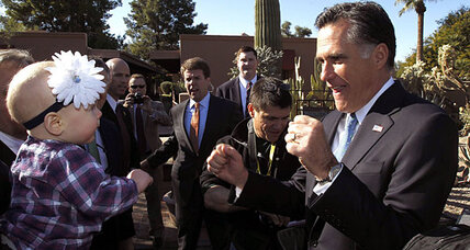 Mitt Romney chooses theme song. Is 'Born Free' a good choice?