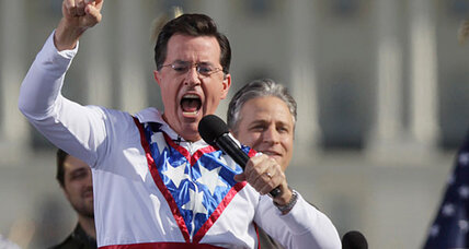Stephen Colbert almost bought naming rights to South Carolina GOP primary