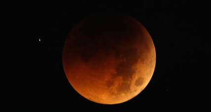 Lunar eclipse: Why will this one be so big and red?