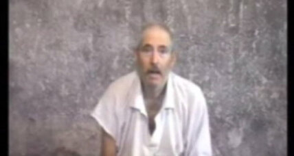Video deepens mystery around ex-FBI agent Bob Levinson, a hostage in Iran