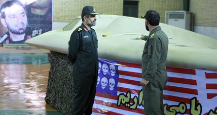 Downed US drone: How Iran caught the 'beast'