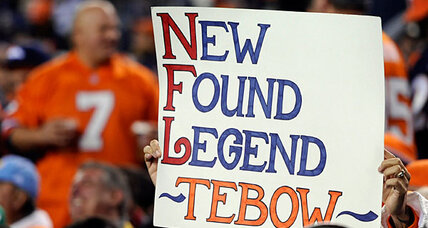 Tim Tebow: Hero? Role model? Overbearing evangelist? All of the above.