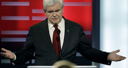 Why Israelis may not be thrilled by sweet nothings from Gingrich, GOP