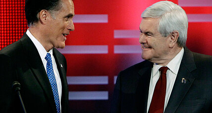Newt Gingrich, Mitt Romney get nasty. Will it backfire? (VIDEO)